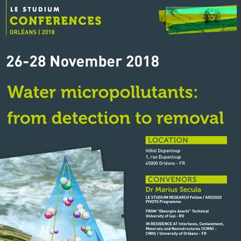 Conference micropolluants