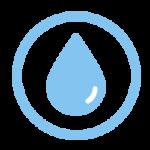 pictogramme eau pivots